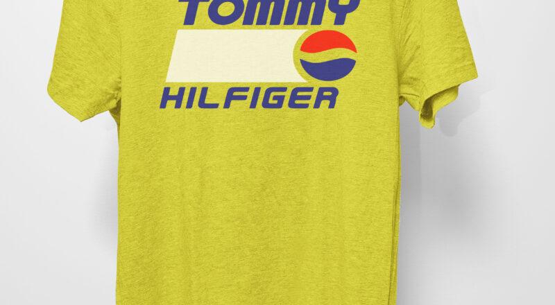 Free Tommy Hilfiger Pepsi SVG File