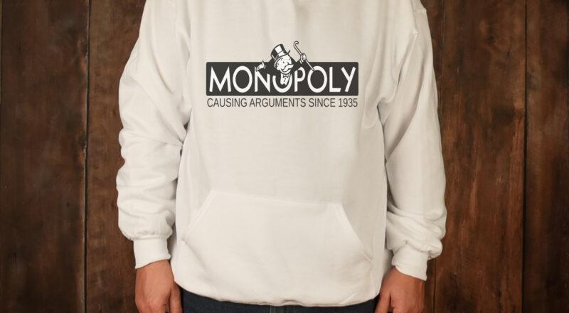 Free Monopoly SVG File