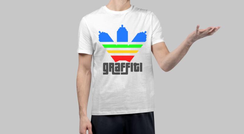 Free Graffiti SVG File
