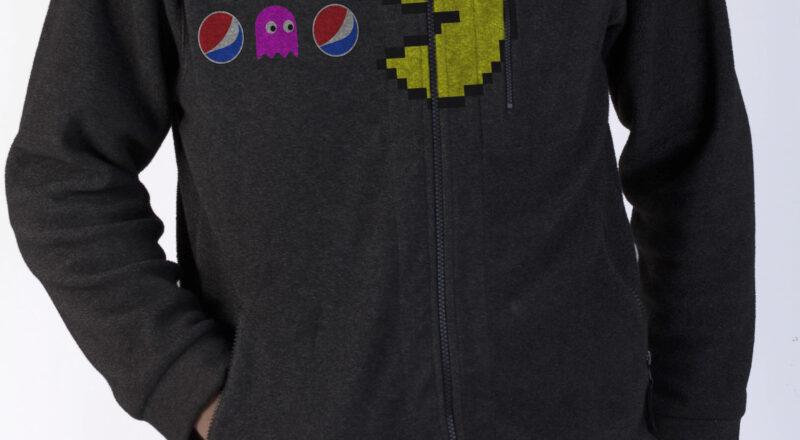 Free Pepsi Pac Man SVG File