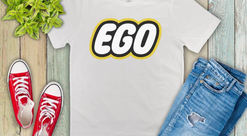 Free Ego SVG Cutting File