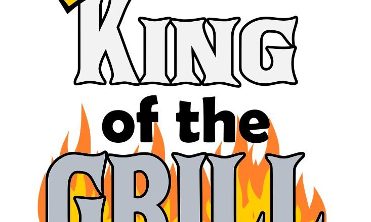 Free King of the Grill SVG File